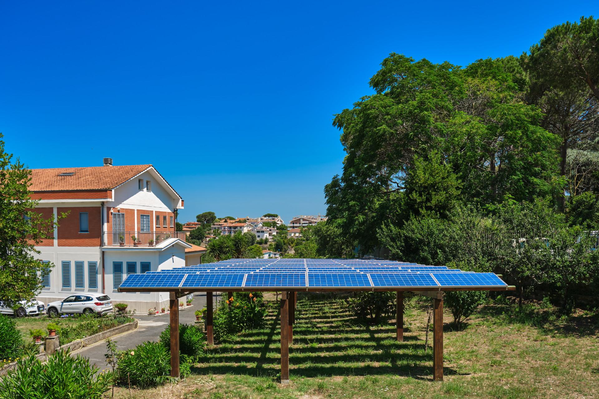 Impianto Fotovoltaico Suore Oblate 1